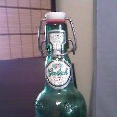 Coleccionismo de cervezas: BOTELLA DE CERVEZA GROLSCH PREMIUM LAGER HOLANDA.. Lote 37065753