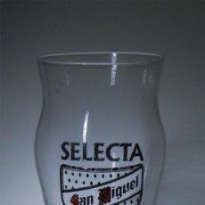 Coleccionismo de cervezas: COPA CERVEZA SAN MIGUEL SELECTA. Lote 38061336