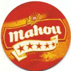 Coleccionismo de cervezas: POSA VASOS CERVEZA – MAHOU. Lote 293934518