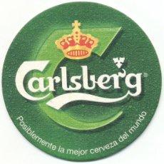 Coleccionismo de cervezas: POSA VASOS CERVEZA – CARLSBERG. Lote 293934473