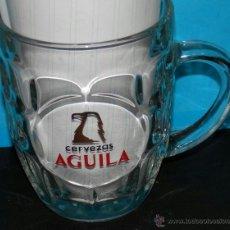 Coleccionismo de cervezas: CERVEZAS AGUILA - UNA JARRA. Lote 39667965