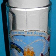 Coleccionismo de cervezas: CERVEZA PAULANER - UNA JARRA. Lote 39921838