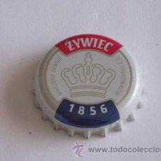 Collectionnisme de bières: CHAPA CERVEZA DE POLONIA. Lote 39982287