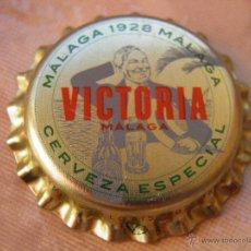 Coleccionismo de cervezas: CHAPA CERVEZA VICTORIA. MALAGA. NUEVA, SIN CERRAR.--LOTE N. 706----. Lote 40655526