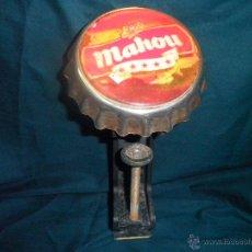 Coleccionismo de cervezas: ABREBOTELLAS MAHOU. Lote 42269751