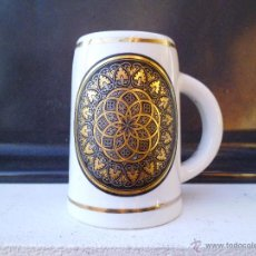 Coleccionismo de cervezas: JARRA CERVEZA. Lote 42313365