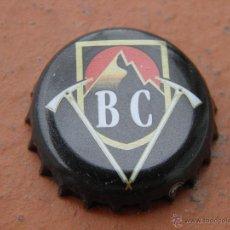 Coleccionismo de cervezas: CHAPA CERVEZA BIERE BEER BATON DE FEU. BRASSERIE DES CIMES. FRANCIA.---LOTE N. 147---CARMANJO. Lote 42543647