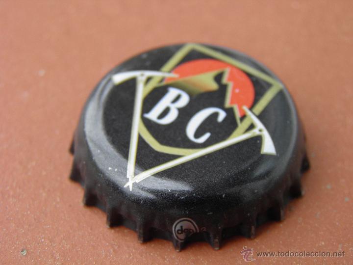 Coleccionismo de cervezas: CHAPA CERVEZA BIERE BEER BATON DE FEU. BRASSERIE DES CIMES. FRANCIA.---LOTE N. 147---CARMANJO - Foto 2 - 42543647