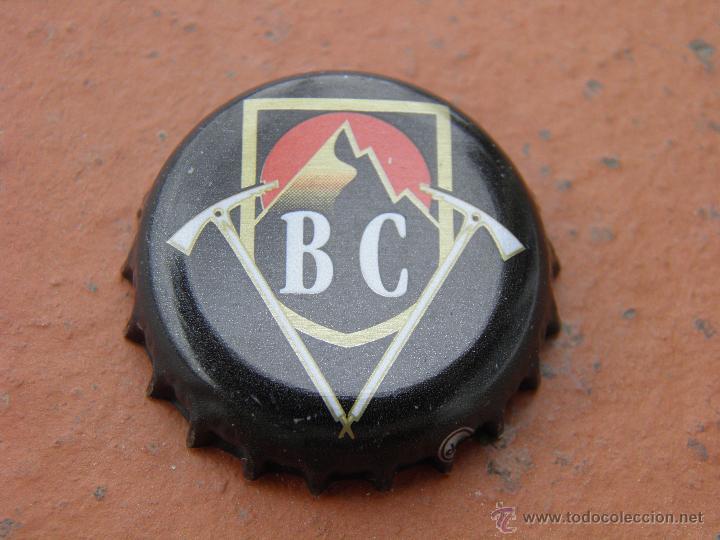 Coleccionismo de cervezas: CHAPA CERVEZA BIERE BEER BATON DE FEU. BRASSERIE DES CIMES. FRANCIA.---LOTE N. 147---CARMANJO - Foto 4 - 42543647