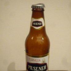 Coleccionismo de cervezas: BOTELLA DE CERVEZA PILSENER. Lote 42554997