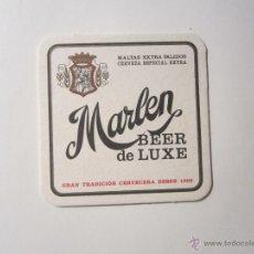 Coleccionismo de cervezas: POSAVASOS CARTÓN DURO.. Lote 42897656