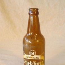 Coleccionismo de cervezas: BOTELLA CERVEZA STARK-TURIA. Lote 43901537