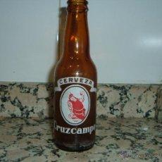 Coleccionismo de cervezas: BOTELLA CERVEZA CRUZCAMPO. Lote 44794331