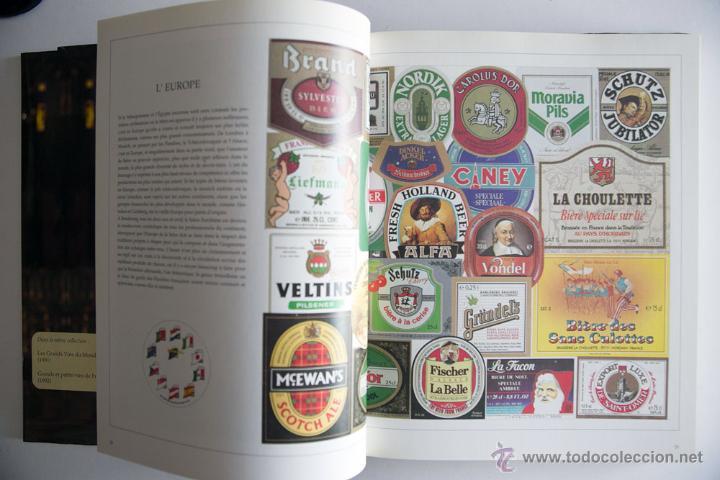 Coleccionismo de cervezas: LIBRO GUÍA DE CERVEZAS DEL MUNDO LES BIERES DU MONDE ED. HATIER EN FRANCÉS - Foto 2 - 45081285
