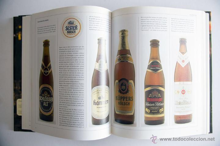 Coleccionismo de cervezas: LIBRO GUÍA DE CERVEZAS DEL MUNDO LES BIERES DU MONDE ED. HATIER EN FRANCÉS - Foto 3 - 45081285