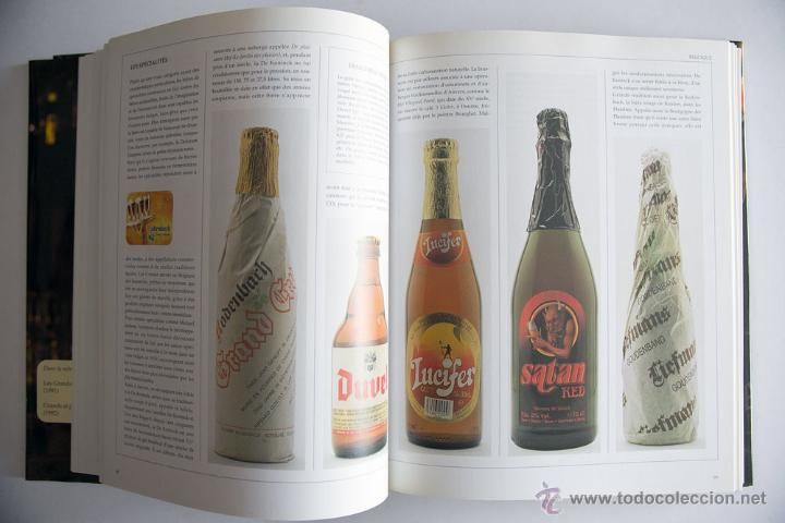 Coleccionismo de cervezas: LIBRO GUÍA DE CERVEZAS DEL MUNDO LES BIERES DU MONDE ED. HATIER EN FRANCÉS - Foto 4 - 45081285