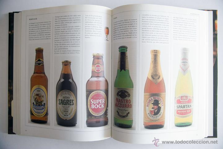 Coleccionismo de cervezas: LIBRO GUÍA DE CERVEZAS DEL MUNDO LES BIERES DU MONDE ED. HATIER EN FRANCÉS - Foto 5 - 45081285