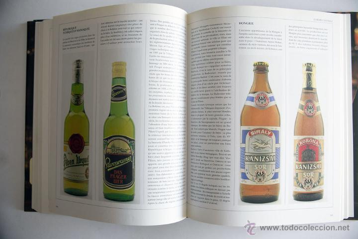 Coleccionismo de cervezas: LIBRO GUÍA DE CERVEZAS DEL MUNDO LES BIERES DU MONDE ED. HATIER EN FRANCÉS - Foto 6 - 45081285
