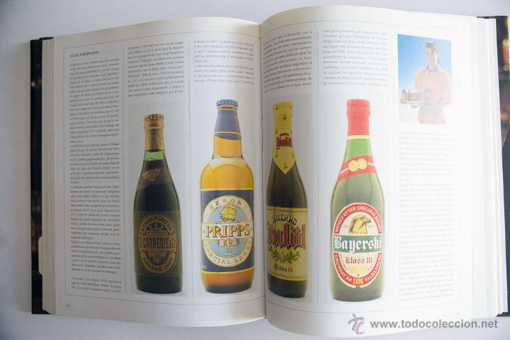 Coleccionismo de cervezas: LIBRO GUÍA DE CERVEZAS DEL MUNDO LES BIERES DU MONDE ED. HATIER EN FRANCÉS - Foto 7 - 45081285