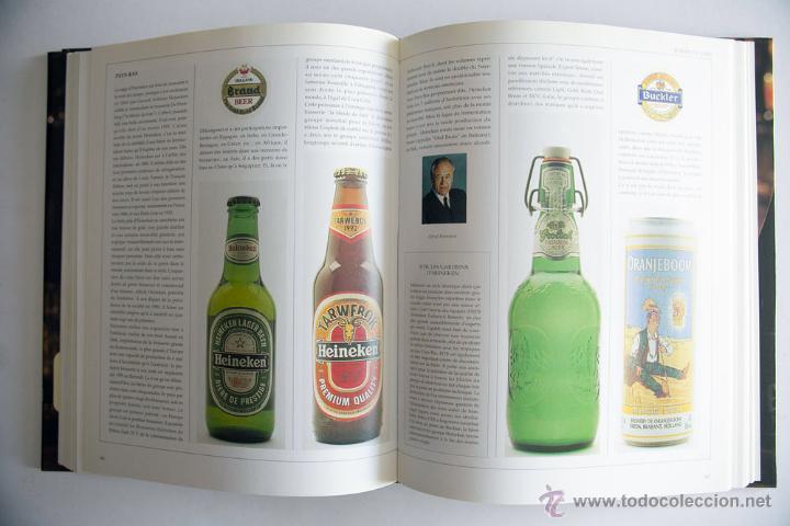 Coleccionismo de cervezas: LIBRO GUÍA DE CERVEZAS DEL MUNDO LES BIERES DU MONDE ED. HATIER EN FRANCÉS - Foto 8 - 45081285