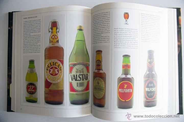 Coleccionismo de cervezas: LIBRO GUÍA DE CERVEZAS DEL MUNDO LES BIERES DU MONDE ED. HATIER EN FRANCÉS - Foto 10 - 45081285