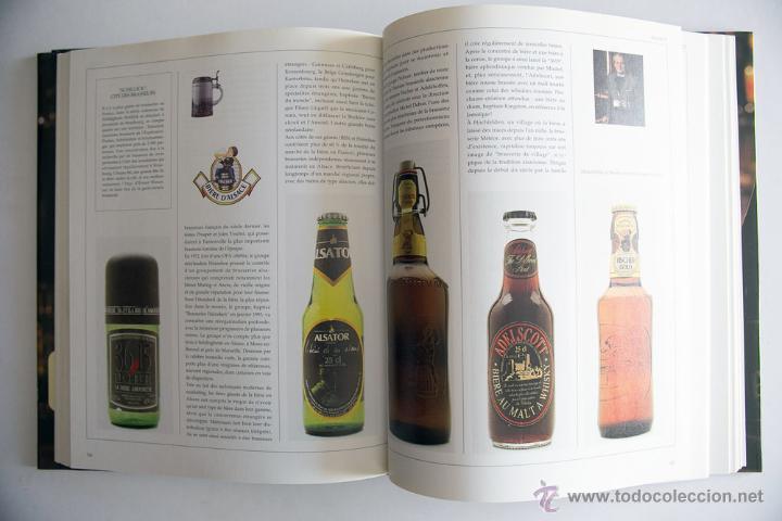 Coleccionismo de cervezas: LIBRO GUÍA DE CERVEZAS DEL MUNDO LES BIERES DU MONDE ED. HATIER EN FRANCÉS - Foto 11 - 45081285
