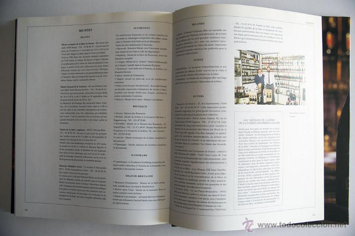 Coleccionismo de cervezas: LIBRO GUÍA DE CERVEZAS DEL MUNDO LES BIERES DU MONDE ED. HATIER EN FRANCÉS - Foto 12 - 45081285