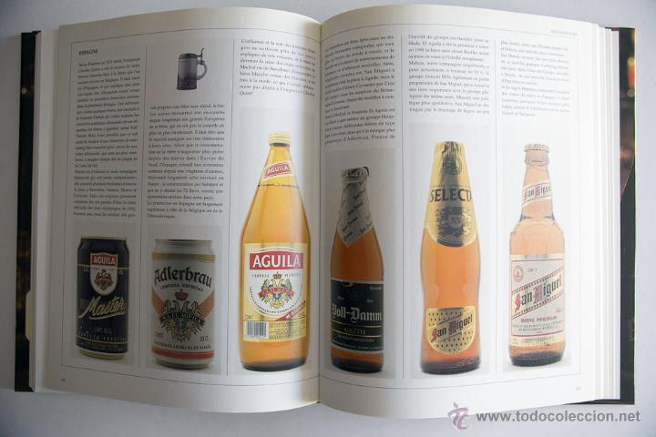 Coleccionismo de cervezas: LIBRO GUÍA DE CERVEZAS DEL MUNDO LES BIERES DU MONDE ED. HATIER EN FRANCÉS - Foto 14 - 45081285