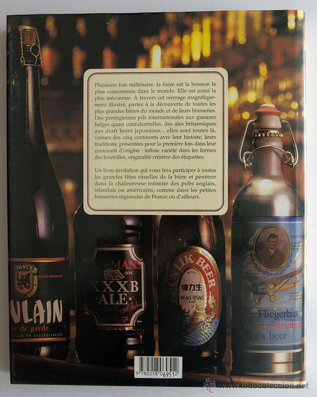 Coleccionismo de cervezas: LIBRO GUÍA DE CERVEZAS DEL MUNDO LES BIERES DU MONDE ED. HATIER EN FRANCÉS - Foto 15 - 45081285
