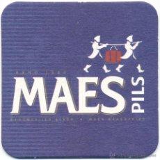 Coleccionismo de cervezas: POSA VASOS - MAES PILS. Lote 293934353