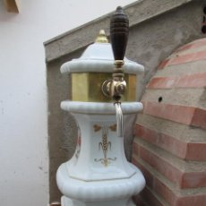 Coleccionismo de cervezas: ANTIGUO GRIFO DE CERVEZA CALATRAVA, EL ALCAZAR, DE COLECCION.. Lote 118867887