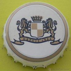 Coleccionismo de cervezas: CHAPA CERVEZA KRONENBOURG -FRANCIA- KRONKORKEN TAPPI BEER. Lote 142801032