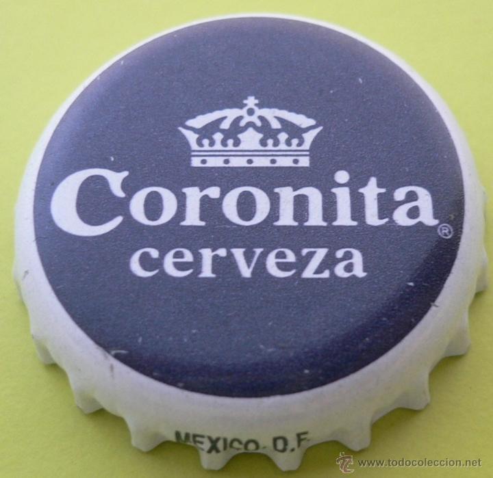 CHAPA CERVEZA CORONITA -MEXICO- , KRONKORKEN TAPPI (Coleccionismo - Botellas y Bebidas - Cerveza )