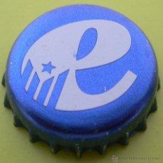 Coleccionismo de cervezas: CHAPA CERVEZA ESTELADA -SPAIN- , KRONKORKEN TAPPI . Lote 142799662