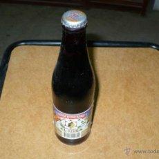 Coleccionismo de cervezas: BOTELLA DE CERVEZA EL INCA, LLENA,CADUCADA, CON CHAPA TAPON CORONA,CERVECERIA BOLIVIANA NACIONAL.. Lote 47712577