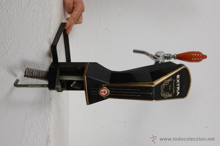 Coleccionismo de cervezas: GRIFO DE CERVEZA TENNENTS EXTRA - Foto 2 - 47951863