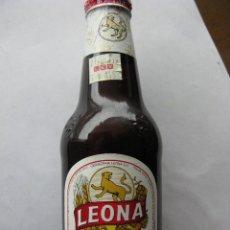 Coleccionismo de cervezas: LEONA CERVEZA.(COLOMBIA). COMPRADA EN CARACAS, VENEZUELA, EN 1998 (SIN ABRIR).. Lote 48369514