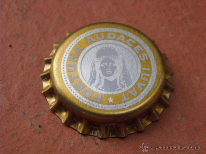 Coleccionismo de cervezas: 1 CHAPA CERVEZA ANNABA. ARGELIA/ALGERIA. NUEVA, SIN CERRAR. RARA. ---LOTE N. 2400--------CARMANJO - Foto 2 - 51377241