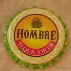 Coleccionismo de cervezas - 1 CHAPA CERVEZA BIERE HOMBRE. ARGELIA-ALGERIA. RARA. ---LOTE N. 2403---CARMANJO - 51384629