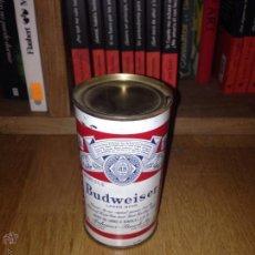 Coleccionismo de cervezas: LATA BUDWEISER MUY ANTIGUA. Lote 51615089