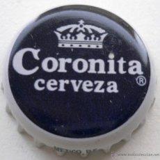 Coleccionismo de cervezas: CHAPA CERVEZA CORONITA -MEXICO- FABRICANTE -Z- COPYRIGHT (R) MÁS GRANDE.. Lote 58688522