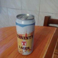 Coleccionismo de cervezas: LATA DE CERVEZA TENNENT´S LACER,MUJERES SEXY JANIS .440 ML. SIN ABRIR.. Lote 52579952