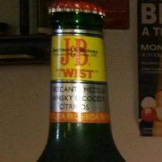 Coleccionismo de cervezas: BOTELLA JB TWIST. Lote 53286521