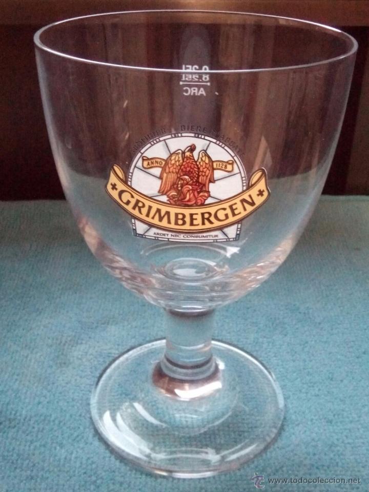 Copa cerveza grimbergen comprar coleccionismo de for Copa cerveza