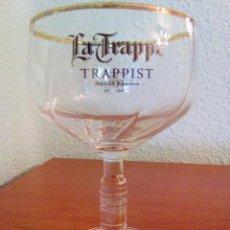 Coleccionismo de cervezas: COPA CERVEZA LA TRAPPE. Lote 54465815
