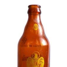 Coleccionismo de cervezas: BOTELLA DE CERVEZA EL AGUILA. 20 CL. Lote 55532610