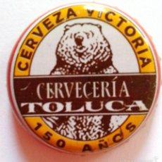 Coleccionismo de cervezas: CHAPA CERVEZA VICTORIA - MEXICO. Lote 140337560
