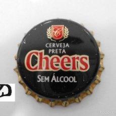 Coleccionismo de cervezas: CHAPA TAPON CORONA CHEERS - PORTUGAL. Lote 98072074