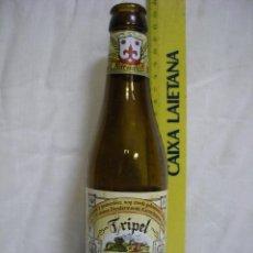 Coleccionismo de cervezas: TRIPEL KARMELIET *** BOTELLA CERVEZA *** COLECCION PRIVADA *** 33 CL ***. Lote 56018892