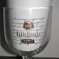 Coleccionismo de cervezas: CERVEZA MAHOU NEGRA. Lote 57333445
